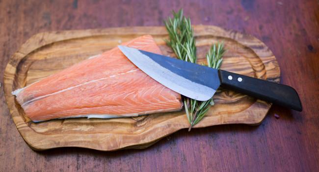 Black Chili Messer